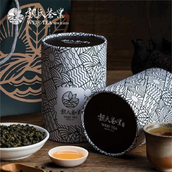 圖片 魏氏茶業WEIS' TEA【阿里山金萱烏龍茶】75克 / ALISHAN JIN XUAN OOLONG TEAx2盒